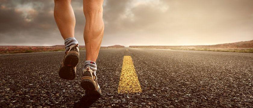 brisk walking vs jogging
