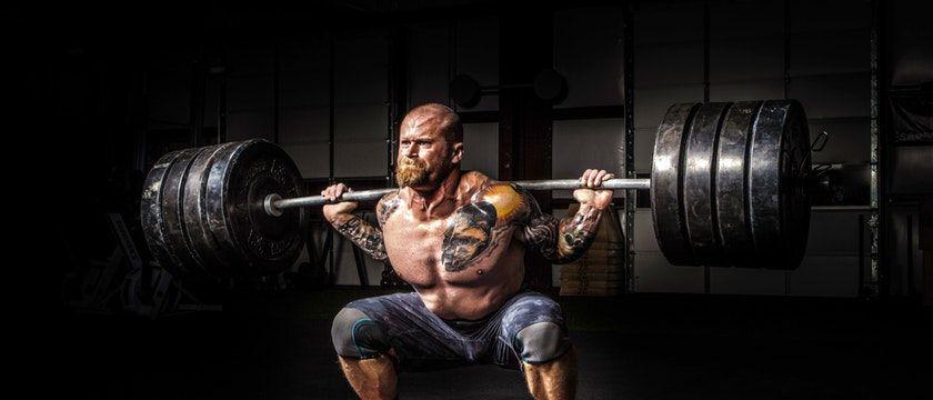 squat training techniques