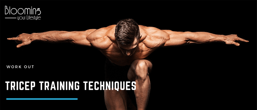 Triceps Workout Training Techniques