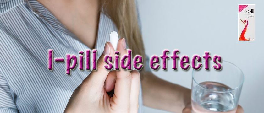 i pill side effects